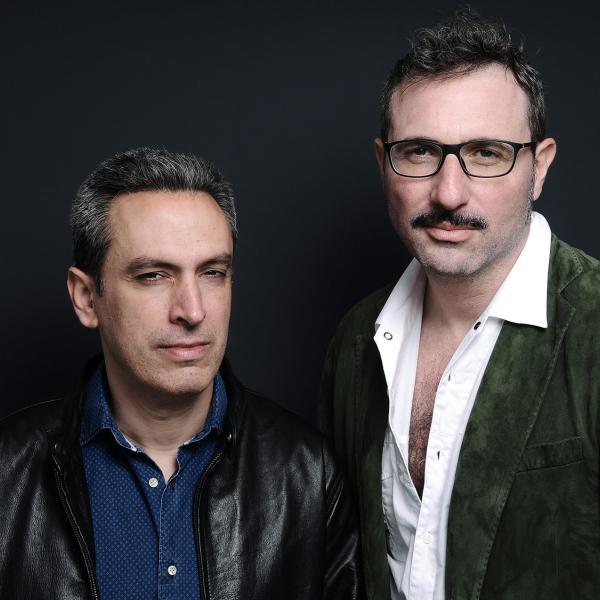 Antonio Piazza et Fabio Grassadonia
