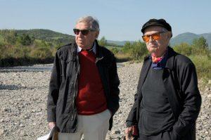 Paolo Taviani et Vittorio Taviani